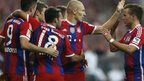 Bayern Munich 2-1 VfL Wolfsburg