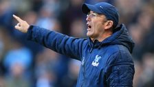 Former Crystal Palace manager Tony Pulis