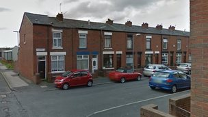 Shurmer Street, Bolton