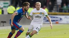 Graeme Shinnie and Dylan McGeouch