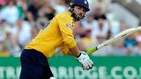 James Vince of Hampshire in action during the T20 Blast