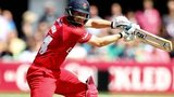 Karl Brown of Lancashire in action during the T20 Blast
