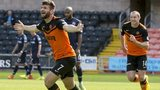 Nadir Ciftci was on target for Dundee United