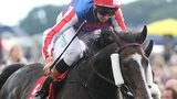 Mutual Regard wins the Ebor Handicap