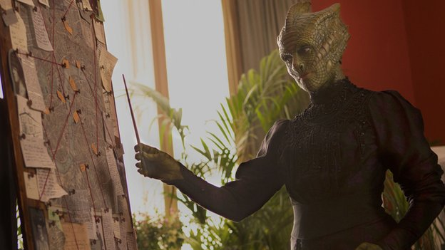 Neve McIntosh as Madame Vastra