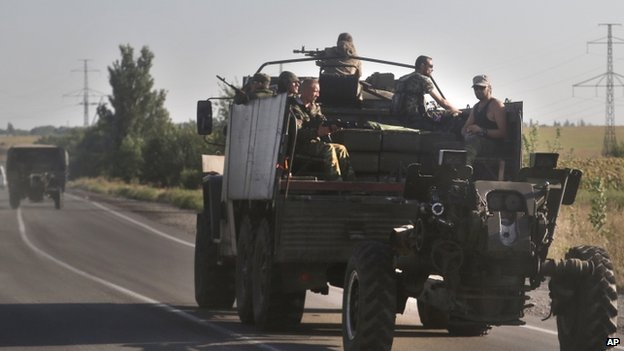 Ukraine conflict: Army parade to mark independence
