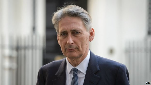 Philip Hammond said the conflicts in Iraq and Syria could last a generation