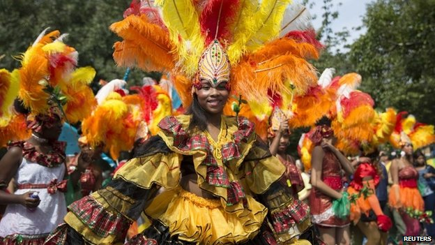 Notting Hill Carnival #1