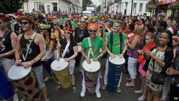 Notting Hill Carnival #2