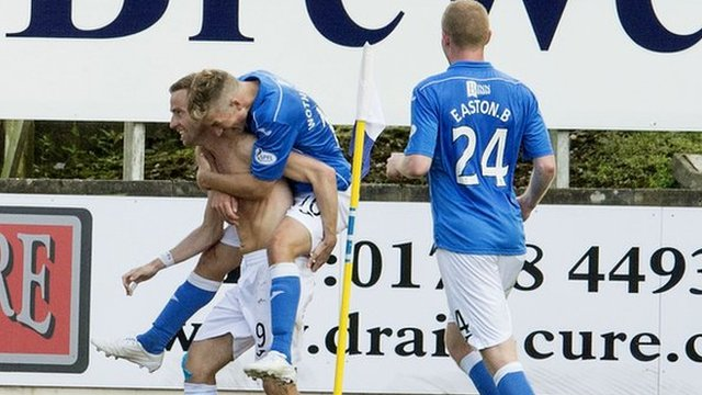 Highlights - St Johnstone 1-0 Aberdeen