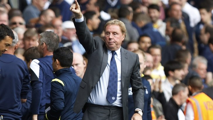 Redknapp points towards the fans