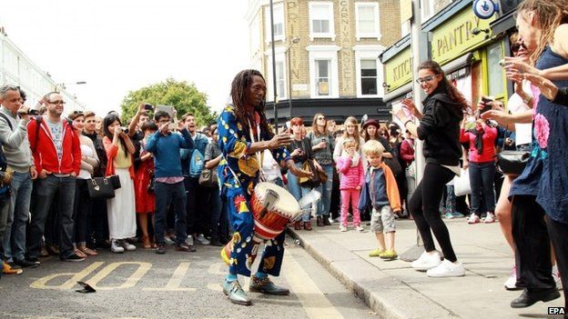 Notting Hill Carnival #3