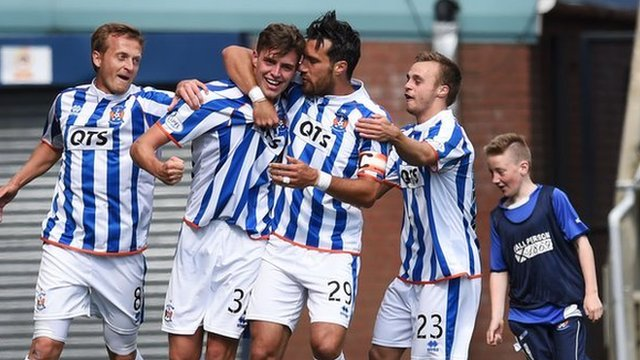Highlights - Kilmarnock 2-0 Motherwell