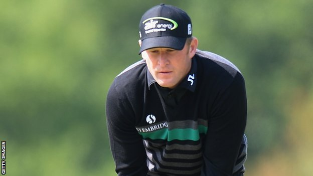 Jamie Donaldson wins the Czech Masters in Prague