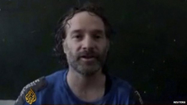 Theo Curtis is seen in an undated video