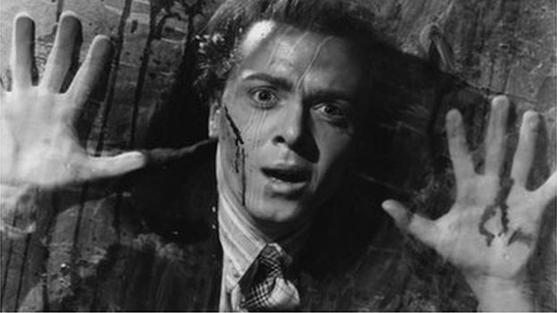 Attenborough as Pinkie Brown in Brighton Rock