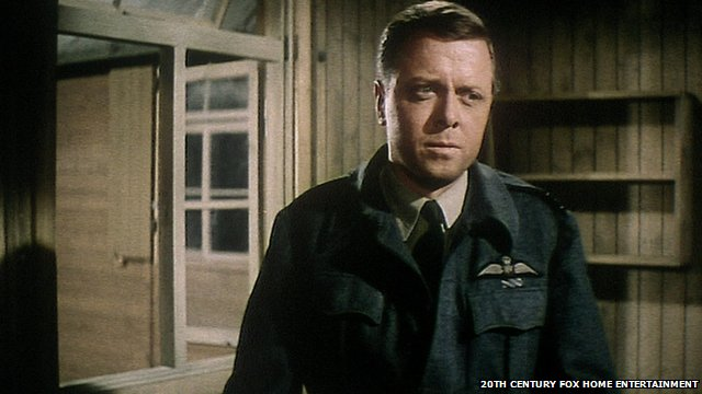 Attenborough in The Great Escape
