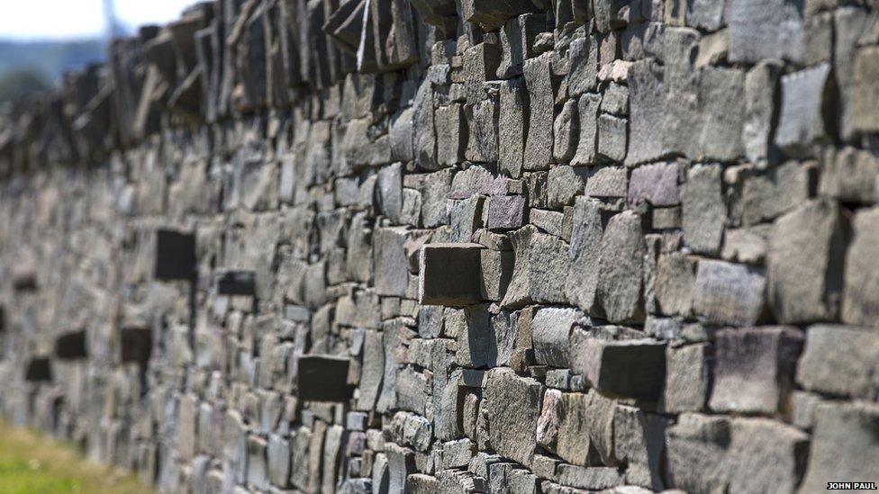 Drystone dyke
