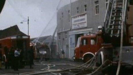 Kilbirnie Street fire