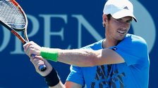 Andy Murray prepares for the US Open