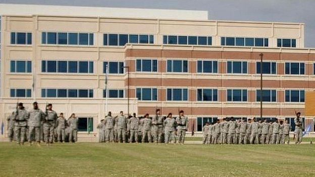 'Active shooter' at US Fort Lee base