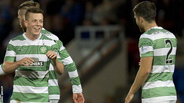 Celtic 0-1 Maribor (Play-Offs)