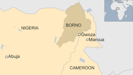 77158275 nigeriacameroon4640814 Nigerian troops cross into Cameroon