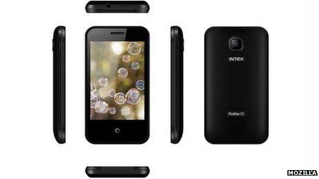 Intex Cloud FX phone
