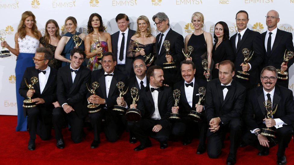 Breaking Bad cast and crew