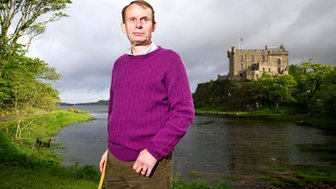 Broadcaster Andrew Marr