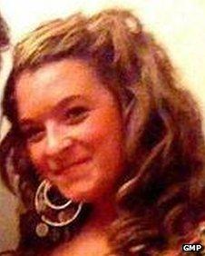 Rebecca Ayres, 24,