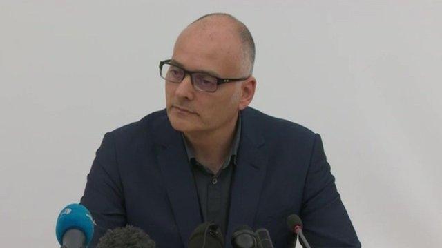 Dr Michael Jacobs