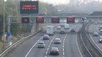 M6 motorway - generic image