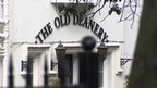 Entrace to The Old Deanery