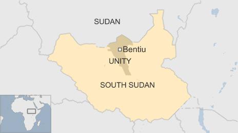 77180237 southsudanbentiu4640814 South Sudan UN helicopter not shot