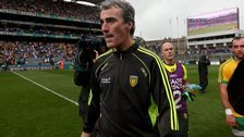 Jim McGuinness leads Ulster champions Donegal into an All-Ireland semi-final clash with defending champions Dublin