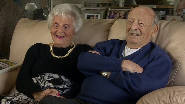Helen and Maurice Kaye