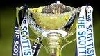 Scottish League Cup trophy