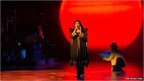 Kate Bush at London's Hammersmith Apollo