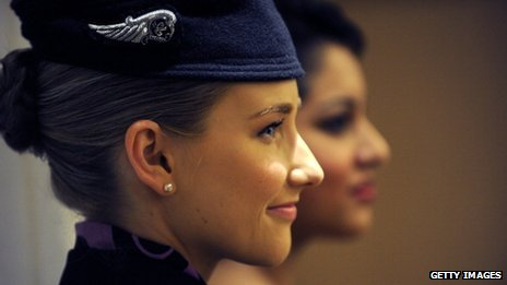 Air NZ staff member