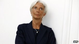 Christine Lagarde (27 August 2014)