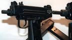 Uzi sub-machine gun (file photo)