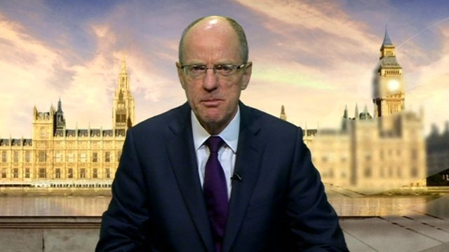 Education Minister Nick Gibb