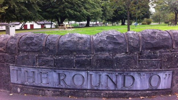 Round O quay, Enniskillen