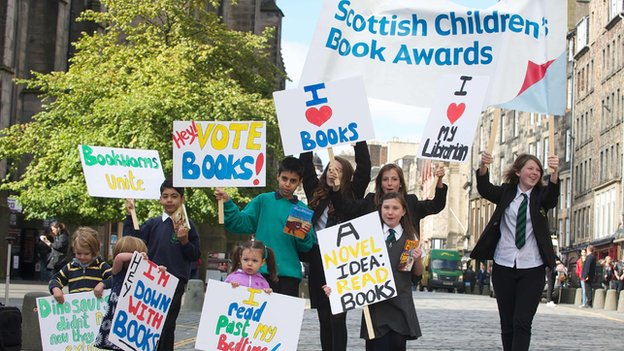 Scottish Children's Book Awards