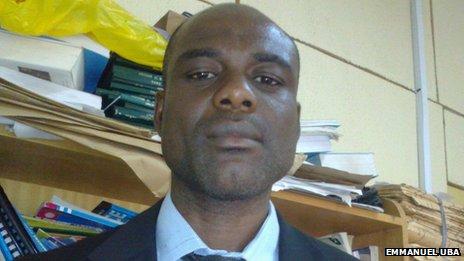 Emmanuel Uba