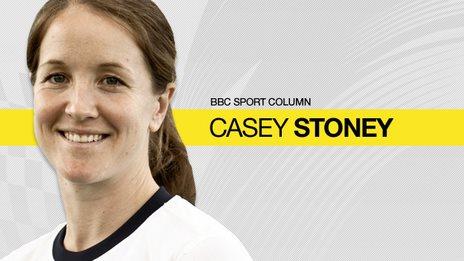 Casey Stoney column