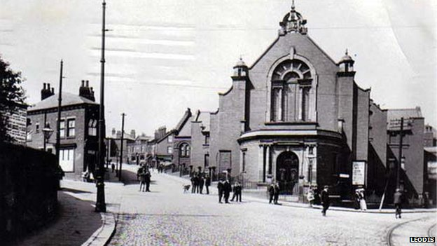 Methodist Chapel in Armley