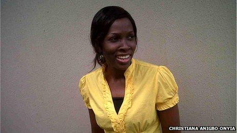 Christiana Anigbo Onyia