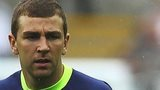 Wigan Athletic midfielder James McArthur